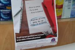 Spoleto Interno farmacia Betti 15 gennaio
