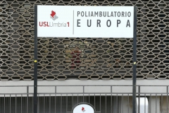 ASL UMBRIA 1 -POLIAMBULATORIO EUROPA 4